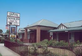 Tanjil Motor Inn - South Australia Travel