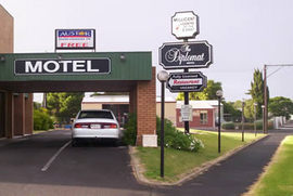 The Diplomat Motel - South Australia Travel