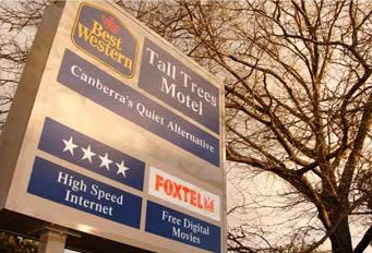 Best Western Tall Trees Motel - South Australia Travel