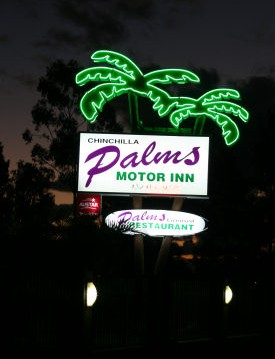 Chinchilla Palms Motor Inn - South Australia Travel