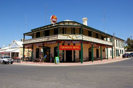 Terminus Hotel Motel - South Australia Travel