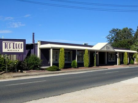 Top Drop Motel - South Australia Travel
