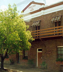 The Old Exchange Bed And Breakfast - South Australia Travel