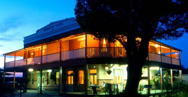 Abernethy Guesthouse - South Australia Travel