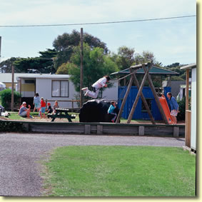 Swansea Holiday Park - South Australia Travel