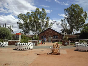 Curtin Springs Station - South Australia Travel