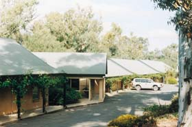 Burra Motor Inn - South Australia Travel