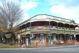 Royal Hotel Daylesford - South Australia Travel