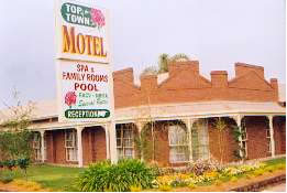 Top Of The Town Motel - South Australia Travel