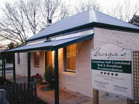 Georgie's Cottage - South Australia Travel