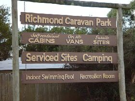 Richmond Cabin  Tourist Park - South Australia Travel