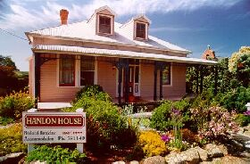 Hanlon House - South Australia Travel