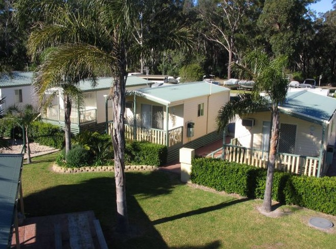 Jervis Bay Caravan Park - South Australia Travel