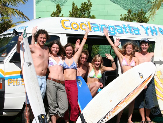 Coolangatta YHA Backpackers Hostel - South Australia Travel