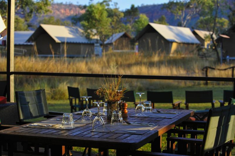Bell Gorge Wilderness Lodge - South Australia Travel