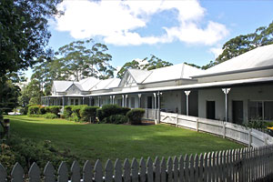 Woodleigh Homestead Bed  Breakfast - South Australia Travel