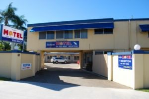 Sunburst Motel - South Australia Travel