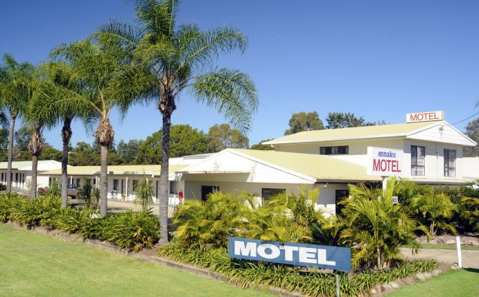 Annalee Motel Beaudesert - South Australia Travel