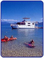 Hinchinbrook Rent A Yacht And House Boat - South Australia Travel