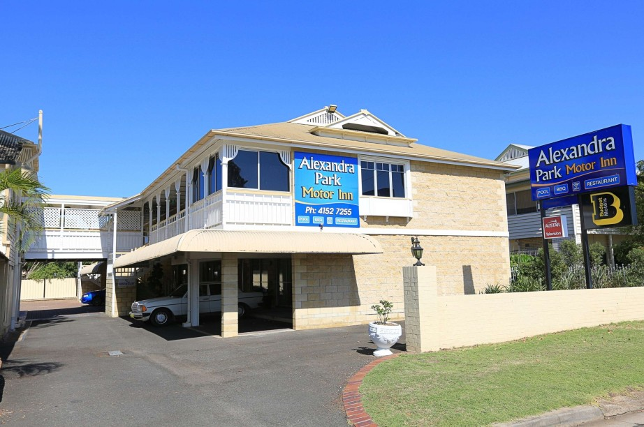 Alexandra Park Motor Inn - South Australia Travel