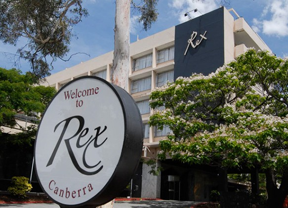Canberra Rex Hotel - South Australia Travel