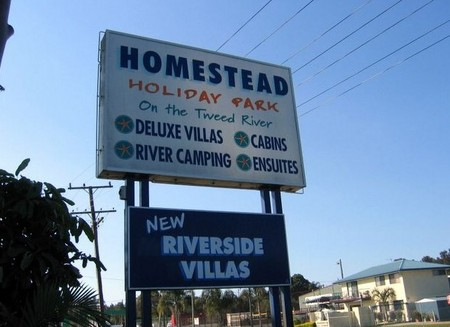 Homestead Holiday Park - South Australia Travel