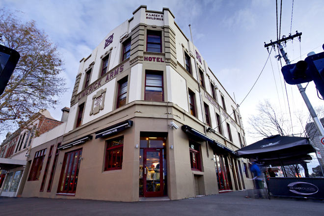 The Limerick Arms Hotel - South Australia Travel