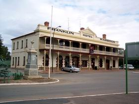 Franklin Harbour Hotel - South Australia Travel