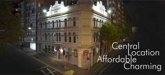Woolbrokers Hotel - South Australia Travel