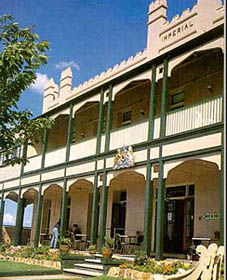 Imperial Hotel Mount Victoria - South Australia Travel