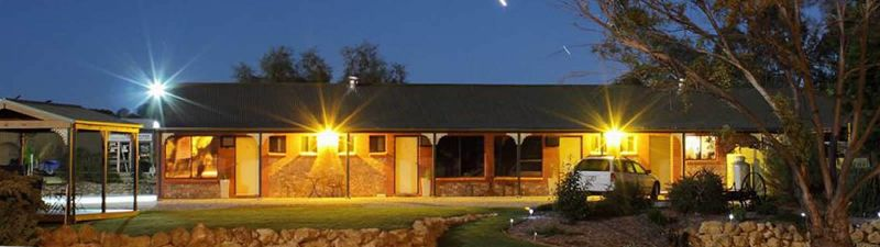 Morgan Colonial Motel - South Australia Travel