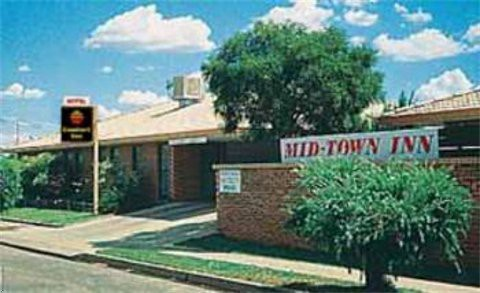 Comfort Inn - Mid Town - South Australia Travel