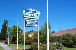 Box Hill Motel - South Australia Travel