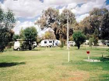 Morgan Riverside Caravan Park - South Australia Travel