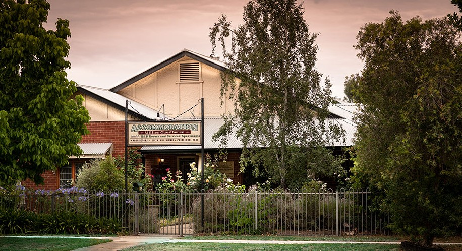 Millies Guesthouse  Serviced Apartments - South Australia Travel