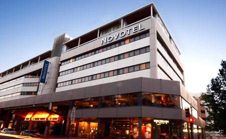 Novotel Canberra - South Australia Travel