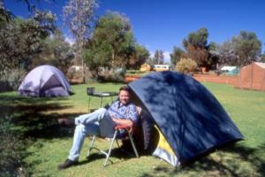 Voyages Ayers Rock Camp Ground - South Australia Travel