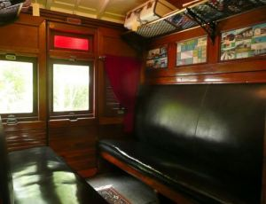 Mt Nebo Railway Carriage amp Chalet - South Australia Travel