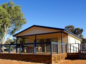 Discovery Holiday Park - Lake Bonney - South Australia Travel