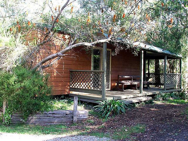 Jervis Bay Cabins  Hidden Creek Real Camping - South Australia Travel