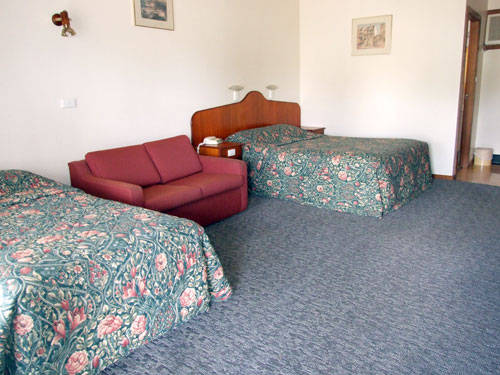 Leeton Heritage Motor Inn - South Australia Travel