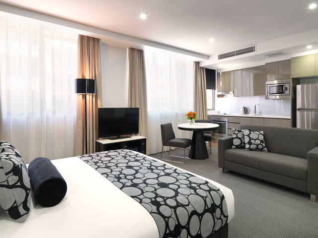 Meriton Serviced Apartments - North Ryde - South Australia Travel