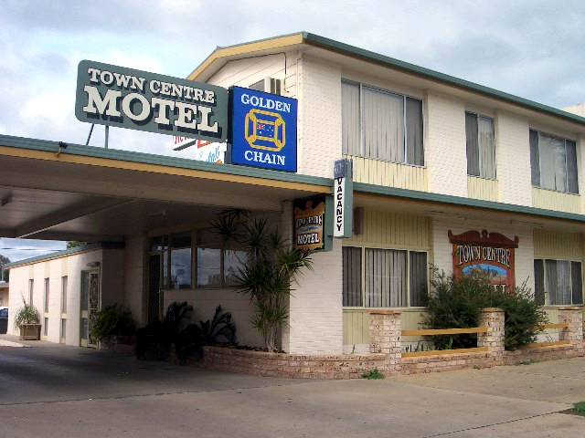 Town Centre Motel - South Australia Travel