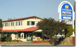Sovereign Motor Inn Cooma - South Australia Travel
