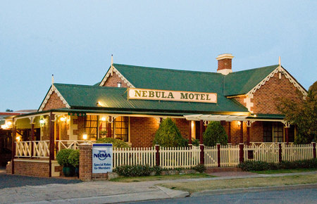 Nebula Motel - South Australia Travel
