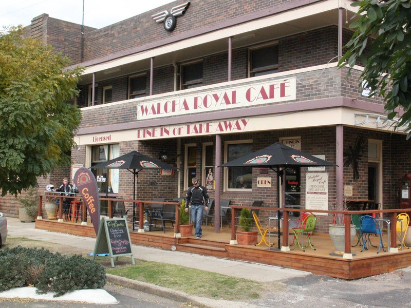 Walcha Royal Cafe and Boutique Accommodation - South Australia Travel
