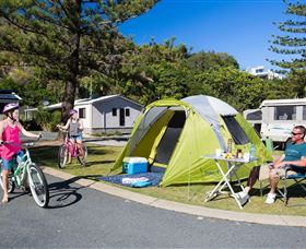 Ocean Beach Tourist Park - South Australia Travel