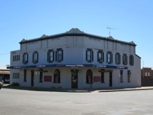 Imperial Hotel Gunnedah - South Australia Travel
