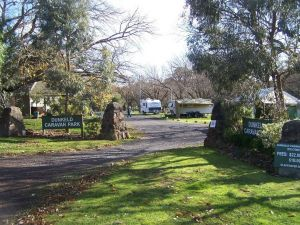 Dunkeld Caravan Park - South Australia Travel