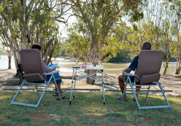 Loxton Riverfront Holiday Park - South Australia Travel
